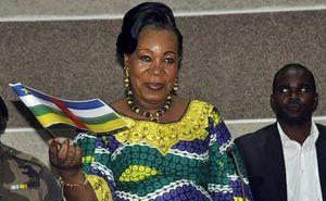 11e jeux Africains de Brazzaville: les athlètes centrafricains absents mais représentés par Samba-Panza