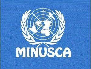 La Minusca condamne fermement l'attaque contre un casque bleu à Bangui