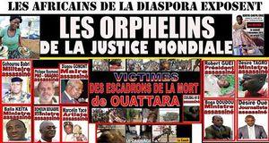 CRIMES DE OUATTARA EN COTE DIVOIRE :AVONS NOUS ABDIQUÉ ...???
