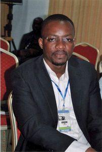 ASKENE Cisse ,membre de la delegation de la COPIE