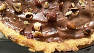 tarte pralinoisette une idée pour cuisiner avec les enfants