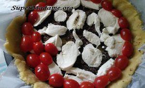 Tomate-Mozza mon amour