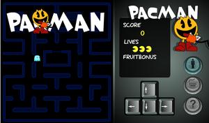 Game titles Pacman Originala
