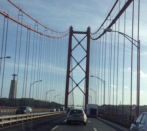 Cristo Rei et le Pont du 25 avril