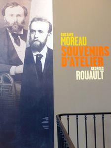 Gustave Moreau - Georges Rouault, souvenirs d'atelier