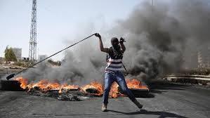 دعوة إلى التضامن مع كفاح الشعب الفلسطيني، ومع اتتفاضته الراهنة