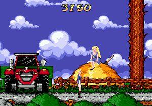 La gourde blonde 2: La vengeance.
