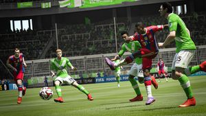 FIFA 15 in the test: Frustrating Realism