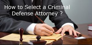 What to Look For In The Defense Attorney