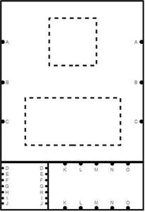 A la manière de Sean Scully (Graphisme : les lignes verticales et horizontales) GS