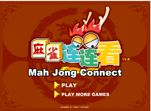 Games Mahjong Connect