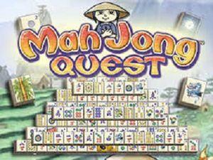 Mahjong quest game