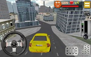 City Taxi Driver game