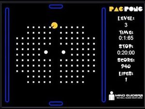 Pacman – Pac Pong
