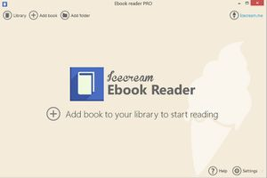 IceCream Ebook Reader PRO 2.43 Multilinguage + Crack