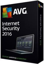AVG Internet Security 2016 + Serial