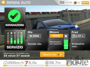 Tricks in Real racing 3