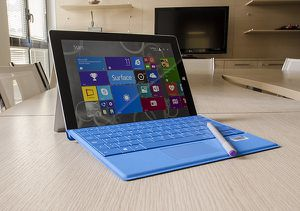 Surface 3: the hybrid tablet smaller than Microsoft is renewed