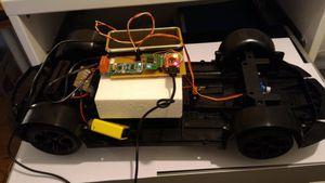 Arduino driven model
