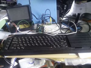 adding Arduino UNO TVOut