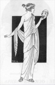 La voie des 9 Muses - Thalie