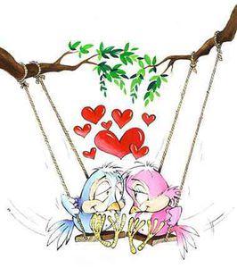 Saint Valentin, Éros &amp&#x3B; Cupidon