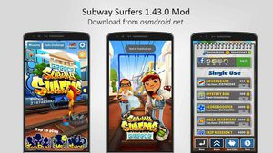 About Subway surfers mods