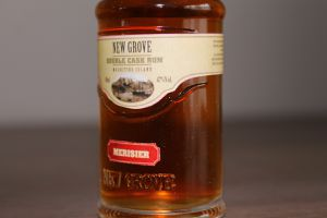 Sample Session #2 - New Grove double cask