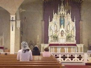 L'Eucharistie est au cœur de l'Église