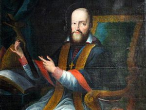 St François de Sales, évêque, confesseur et docteur (29 Janvier)