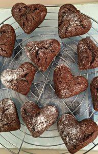 Brownies chocolat et noix...