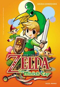 The legend of Zelda, the minish cap