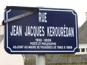 Kerouredan, hommage à JJK alias HGK