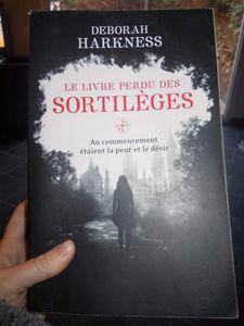 La trilogie de Déborah Harkness