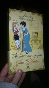 Les tribulation d'une fan de Jane Austen de Laurie Viera Rigler