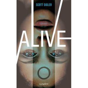 Alive de Scott Sigler aux Editions Lumen