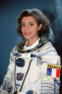 Biographe de Claudie Haigneré