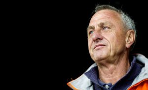 Johan Cruyff : Vaarwel legende !!!
