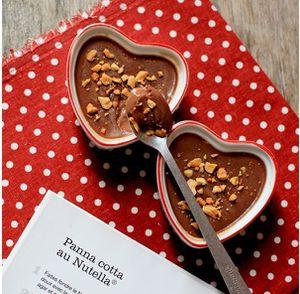 Cách làm bánh Panna cotta Nutella chuẩn gốc Ý