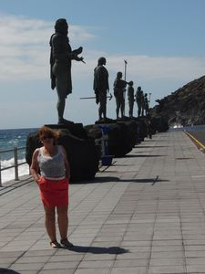 Les neuf Rois Guanches