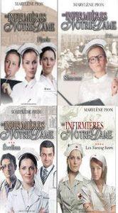 LES INFIRMIÈRES DE NOTRE-DAME, Marylène Pion, auteure-partenaire