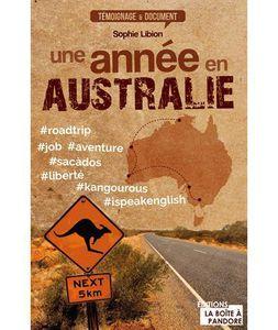 Une année en Australie (La Boîte à Pandore)