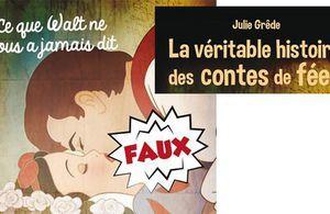La véritable histoire des contes de fées (editions Jourdan)