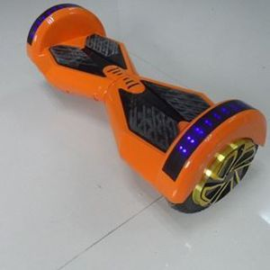 MY new spaceboard the best hoverboard in the world!