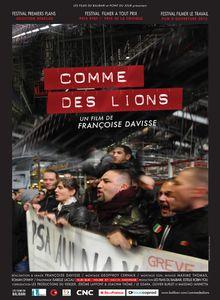 &quot&#x3B;Comme des Lions&quot&#x3B; dimanche 20 mars à Cinémovida Cholet !