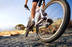 Fettabbau durch Fahrradfahren