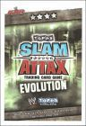 Slam Attax Trading Card Game Evolution