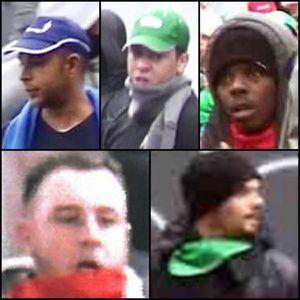 Belgique : Faire passer des casseurs allogènes d'extrême gauche pour des militants d'extrême droite…