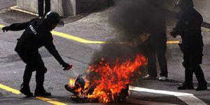 Justice immanente : un pseudo-réfugié meurt en tentant de brûler sa femme