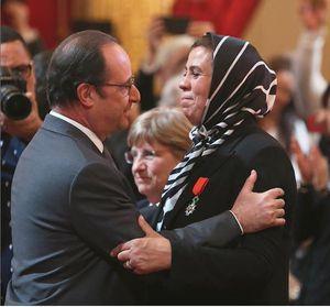 François Hollande : « La femme voilée d'aujourd'hui sera la Marianne de demain »